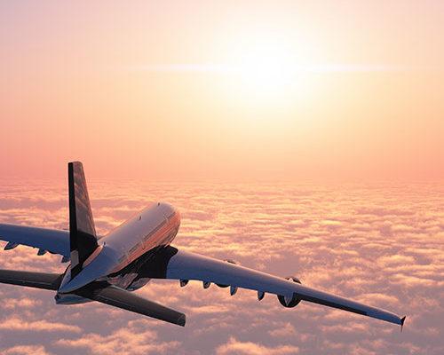 trasporto merci con aereo