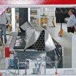 macchina per imballaggio con accoppiato barriera