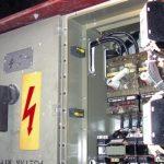 applicazione delle capsule vci su un macchinario
